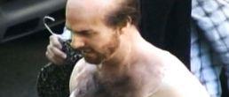 Tom Cruise calvo y pazón