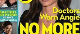 Angelina Jolie: ¿Le prohiben embarazarse de nuevo?