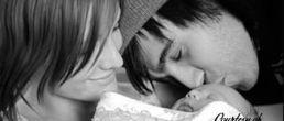 Primera foto del bebe de Ashlee Simpson y Pete Wentz