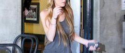 Fotos de Lindsay Lohan super delgada