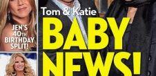Nuevos rumores de embarazo para Katie Holmes