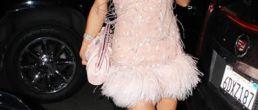 Paris Hilton estilo ballerina