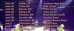 Los Jonas Brothers llegaran en gira a Sudamerica!