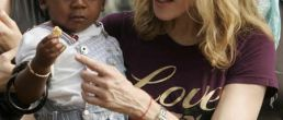 Madonna confirma que quiere adoptar de nuevo