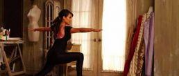Fotos de Kim Kardashian y su video de ejercicios