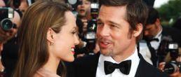Angelina y Brad en Cannes