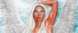 Nueva portada de Brooke Hogan – The Redemption