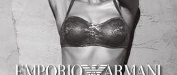 Anuncio de Victoria Beckham en ropa interior