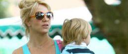 Britney y sus hijos visitaron el zoológico