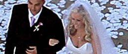 Fotos de la boda de Kendra Wilkinson en la mansión Playboy