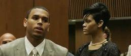 Chris Brown se declaró culpable y salvó a Rihanna de declarar en la corte
