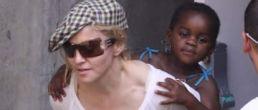 Madonna y su hija Mercy juntas por fin