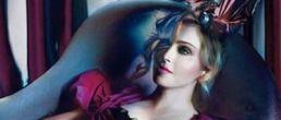 Foto de Madonna ridículamente retocada