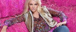 Nuevas fotos de Britney y su campaña para Candie's