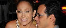 Jennifer Lopez celebrando sus 40 años