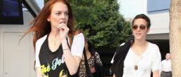Lindsay y Samantha juntas de nuevo!