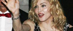 Los brazos flácidos de Madonna