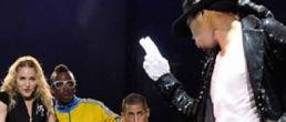 Madonna y su tributo a Michael Jackson