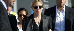 Madonna visitó a víctimas de tragedia en Marsella