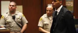 Chris Brown fue sentenciado formalmente