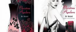 Vistazo al nuevo perfume de Christina Aguilera: By Night