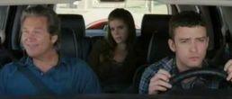 Justin Timberlake en The Open Road trailer