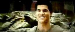 Nuevo Trailer de New Moon con comentarios de Taylor Lautner