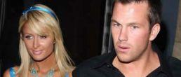 Paris Hilton volvió con su novio