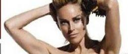 Nuevo topless de Sharon Stone