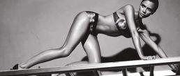 Nueva foto de Victoria Beckham en ropa interior
