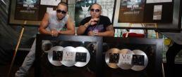 Wisin & Yandel recibieron triple disco de platino