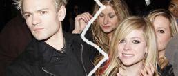 Afirman: Avril Lavigne echó a su esposo