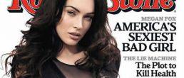 Megan Fox en la portada de Rolling Stone