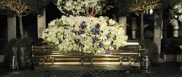 Michael Jackson fue enterrado + Fotos