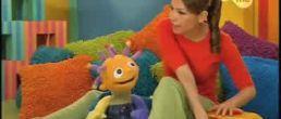 En video: Thalía como conductora de Tv infantil
