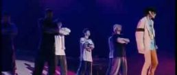 Nuevo vistazo a This is it de Michael Jackson (Smooth Criminal)