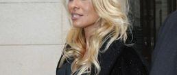 Pamela Anderson con pancita de embarazo?