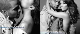Tony Parker y Eva Longoria hot para London Fog