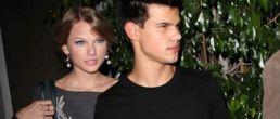 Taylor Lautner y Taylor Swift rompieron
