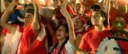 Video Waving Flag de David Bisbal (Canción del Mundial)