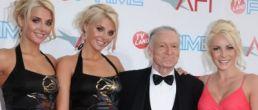Divorcio de Hugh Hefner culminará el próximo mes