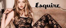 Tentadora Amanda Seyfried para la revista Esquire