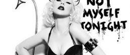 "Primer vistazo al nuevo sencillo de Christina Aguilera: ""Not Myself Tonight"""