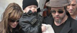 Nuevas fotos de Vivienne y Knox Jolie Pitt!