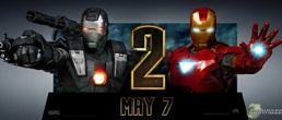 Iron man 2: nuevos posters y trailer ¡Wow!