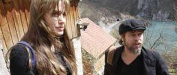 Angelina Jolie y Brad Pitt visitaron Bosnia