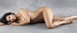Kim Kardashian desnuda y sin retoques!