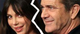 Mel Gibson terminó con Oksana Grigorieva
