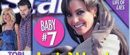 Angelina Jolie no está embarazada ¡Abajo los rumores!