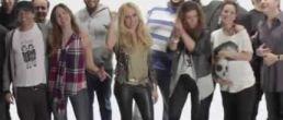 Video Ay Haití con Shakira, Alejandro Sanz, Juanes, Bosé y otros